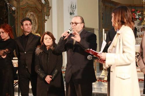presidente fernadno carratta, presentazione progetto ugento città della musica