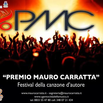 Premio Mauro Carratta 2017 X edizione PMC2017